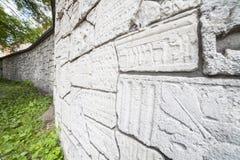 Jewish Disctict in Krakow Kazimierz, Poland Stock Photos