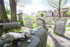 Jewish District in Krakow Kazimierz, Poland Royalty Free Stock Images