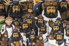 Jewish figures Stock Image