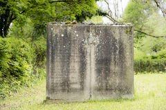 Jewish Gravestone Stock Image