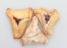 Jewish holiday food Purim Hamantaschen Stock Image