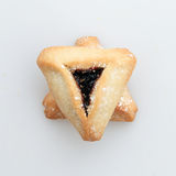 Jewish holiday food Purim Hamantaschen Royalty Free Stock Image