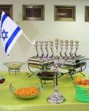 Jewish holiday Hanukkah Royalty Free Stock Photos