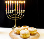 Jewish holiday Hanukkah Royalty Free Stock Image