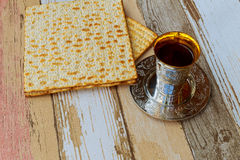 Jewish holiday matzoh passover bread torah Royalty Free Stock Image