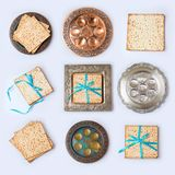 Jewish holiday Passover concept Stock Photography