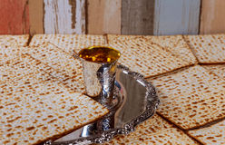 Jewish holiday Pesah celebration concept Passover Royalty Free Stock Image