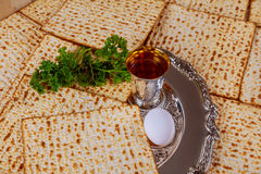 Jewish holiday Pesah celebration concept Passover Royalty Free Stock Photography