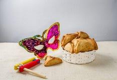 Jewish holiday of Purim Stock Image