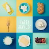 Jewish holiday Shavuot concept Stock Photo