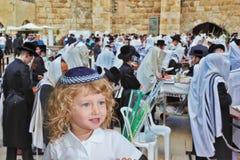 The Jewish holiday of Sukkot Royalty Free Stock Images