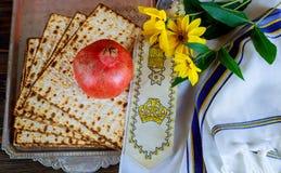 Jewish Holiday symbol, jewish food passover jewish passover food Pesach Royalty Free Stock Image