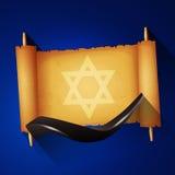 Jewish holiday Yom kippur background . Stock Photography