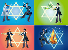 Jewish holidays Stock Photography