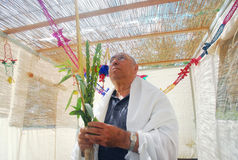 Jewish Holidays - Sukkot Royalty Free Stock Photos