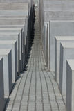 Jewish Holocaust Memorial, berlin germany Royalty Free Stock Photos