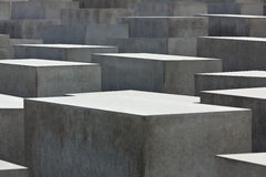 Jewish Holocaust Memorial, berlin germany Stock Photography
