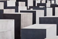 Jewish Holocaust Memorial, berlin germany Royalty Free Stock Photo