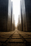 Jewish holocaust memorial Stock Photography