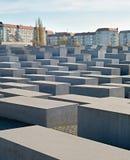 Jewish Holocaust Memorial, Germany Stock Photo