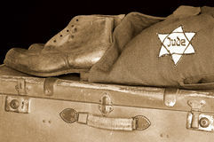 Jewish holocaust Stock Photo