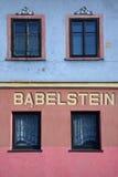 Jewish House - Krakow - Poland Stock Photography