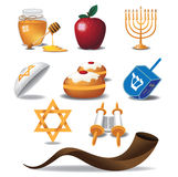 Jewish icons Royalty Free Stock Photo