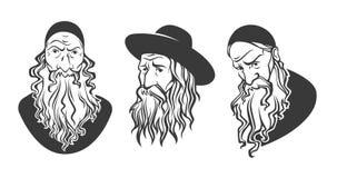 Jewish man Royalty Free Stock Photo