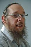 Jewish man portrait. This picture represents a Jewish man portrait Stock Images