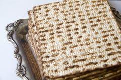 Jewish matzoh Stock Image
