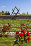 Jewish Memorial At Terezin Stock Images