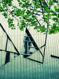 Jewish museum Berlin Royalty Free Stock Images