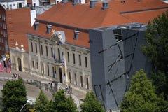 Jewish Museum Berlin Stock Photos