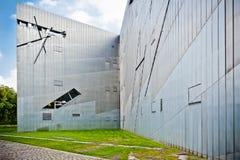 Jewish museum berlin gemany Royalty Free Stock Image