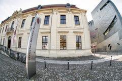 Jewish museum in Berlin Stock Photos
