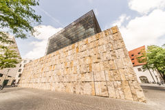 Jewish museum munich Royalty Free Stock Photography