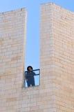 The Jewish Quarter in Jerusalem Israel Stock Images