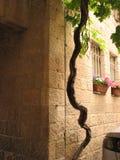 Jewish quarter in Jerusalem Old city. Israel. Stock Image