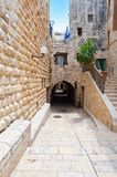 Jewish Quarter Royalty Free Stock Photos