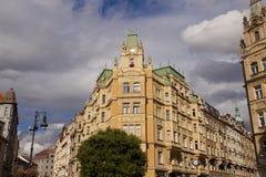 Jewish Quarter, Prague Stock Images