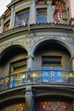 Jewish Quarter in Prague Royalty Free Stock Photos