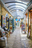 The Jewish Quarter, Safed Royalty Free Stock Image