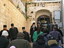 Jewish rabbi Stock Photography