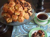 Jewish Russian Cookies Stock Photos