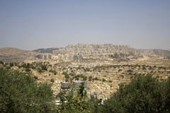 Jewish settlement Stock Photo