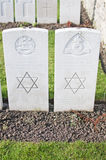 Jewish Soldiers in World War One royalty free stock images