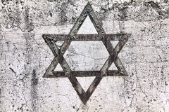 Jewish star Stock Images