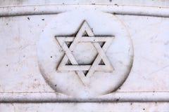 Jewish symbol Stock Image