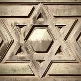 Jewish symbol Stock Photos