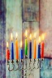 Jewish symbol Hanukkah, jewish holiday the Festival of Lights. Jewish holiday jewish symbol Hanukkah, the Jewish Festival of Lights Royalty Free Stock Photo